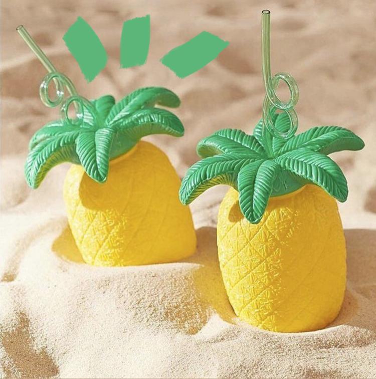 Gourde ananas L'avantgardiste