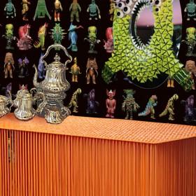 Expo Haute Decoration avec Laura Gonzalez, Mathieu Lehanneur et Bismut & Bismut