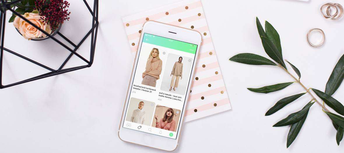 Application gratuite pour faire son shopping
