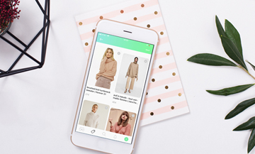 Cleep, l'appli mode qui ringardise  Pinterest