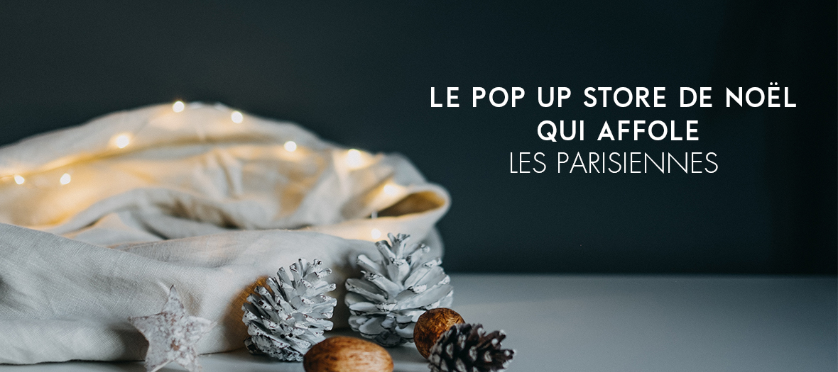 Amazon le pop up store de Noel