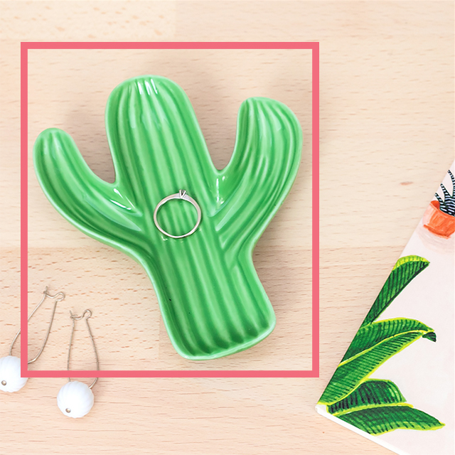 Coupelle cactus en vente sur Bird on the wire