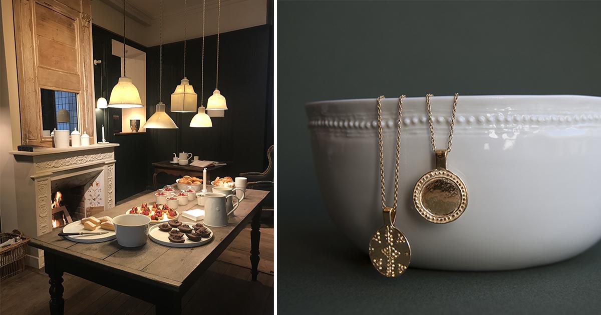 alix d reynis ouvre un atelier de porcelaine saint. Black Bedroom Furniture Sets. Home Design Ideas