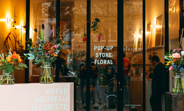 Bloomon Pop Up Store Nov 2018