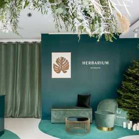 Pop Up Herbarium Dec 2018