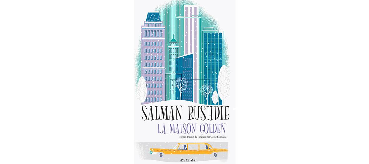Livre de Salman Rushdie, Actes Sud