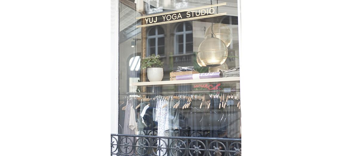 yuj boutique yoga