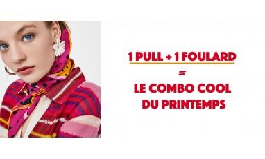 Mode Pull Foulard