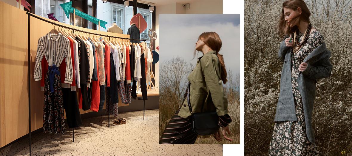 Boutique Chloé Stora et photo modèles