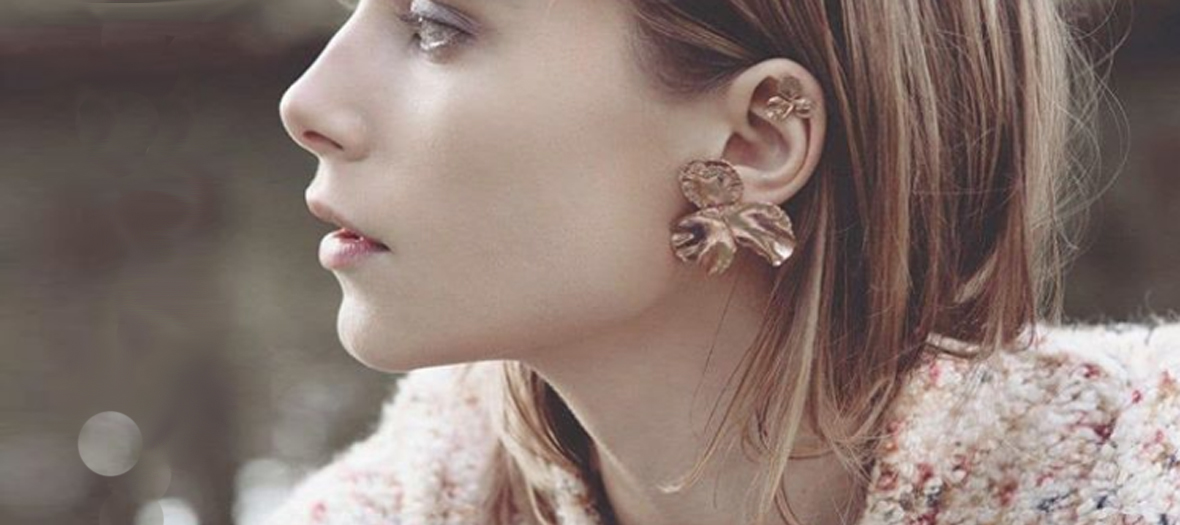 boucles d'oreilles Elise Tsikis