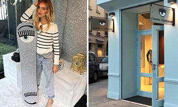 Boutique Chiara Ferragni