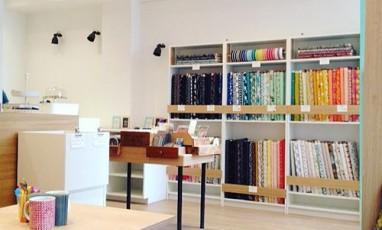 Mercerie Fine, DIY & coffee-shop