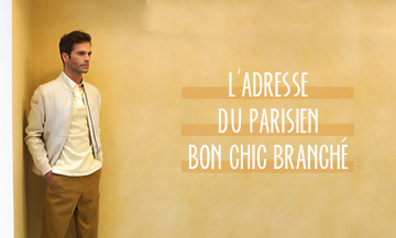 The address for the chic and trendy Parisian