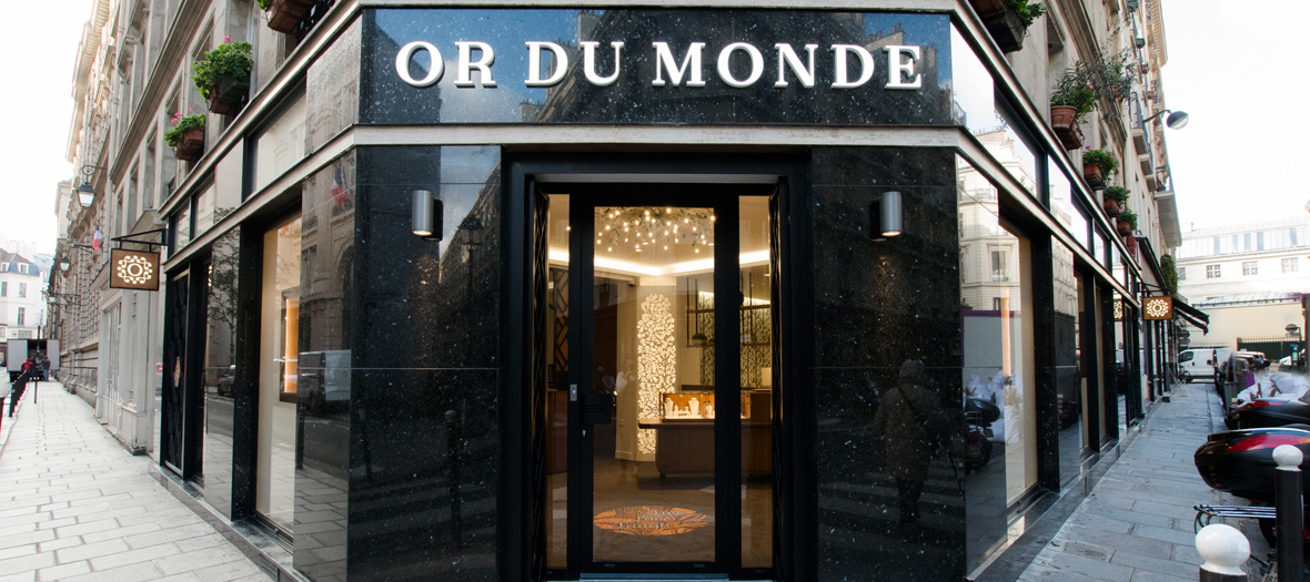 Or Du Monde Bijouterie Nov 2018
