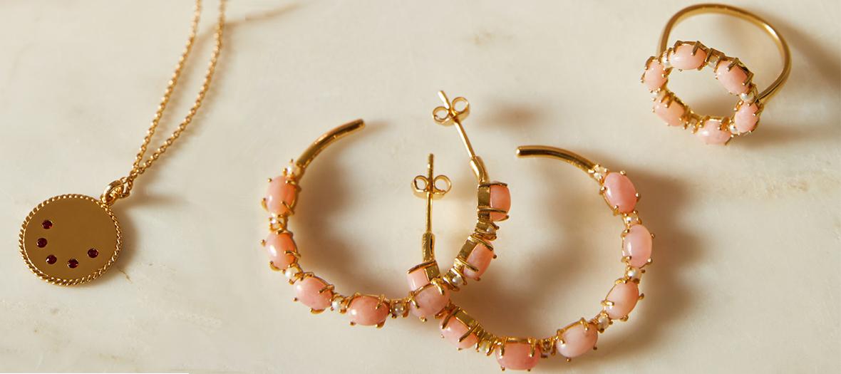 Collection de bijoux pour Noel