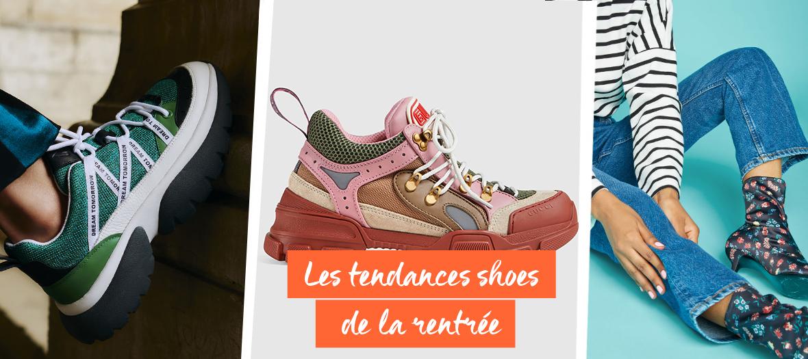6074aa5ba8243b Les chaussures stars de la rentrée