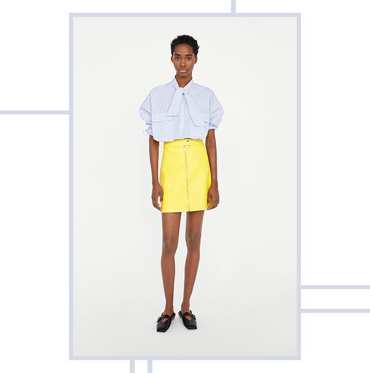 fce1f40a11c Quelle jupe acheter selon sa morphologie