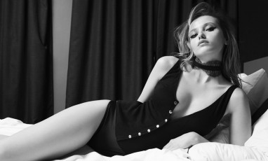 The torrid lingerie that enhances femmes fatales