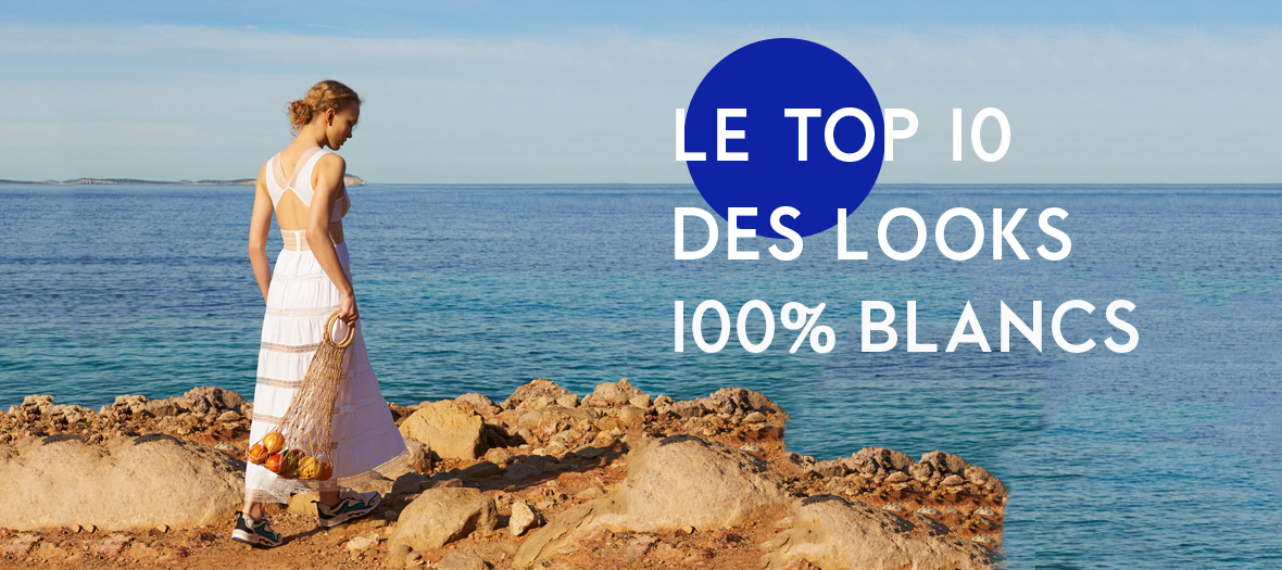 Top 10 des looks 100% blanc