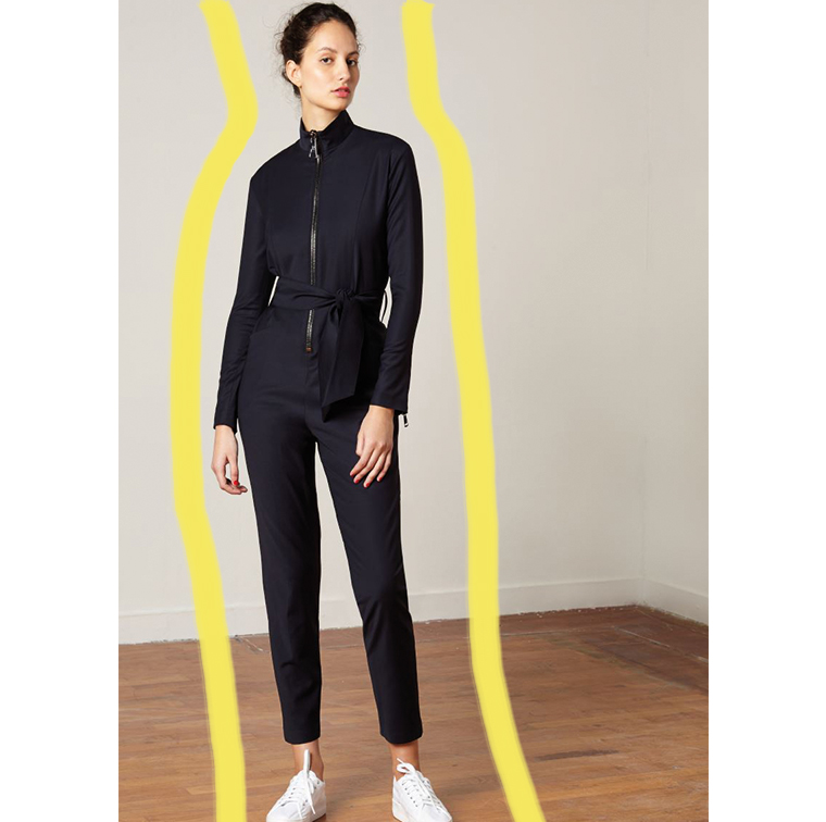 "2b2bdb3db0e Which ultra-stylish Parisienne would not instantly think of Carolina  Ritzler for a ""must have"" jumpsuit in her dressing room"