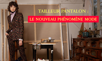 Tailleur-pantalon : la sensation fashion de la saison