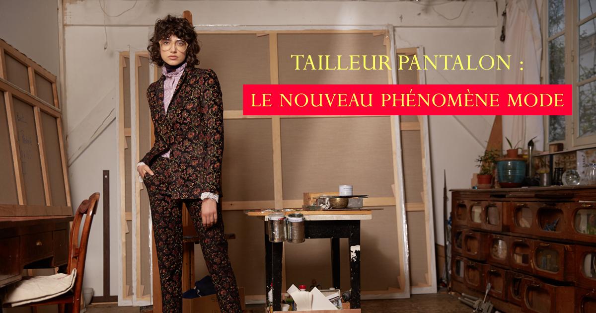 Tailleurs Mode10 Mode10 Tendances Tailleurs Pantalons bgYfy67