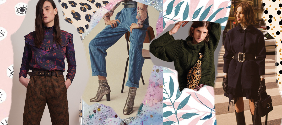 Les tendances mode pour la rentree 2018