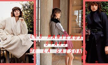 Manteaux Saison Oct 2018