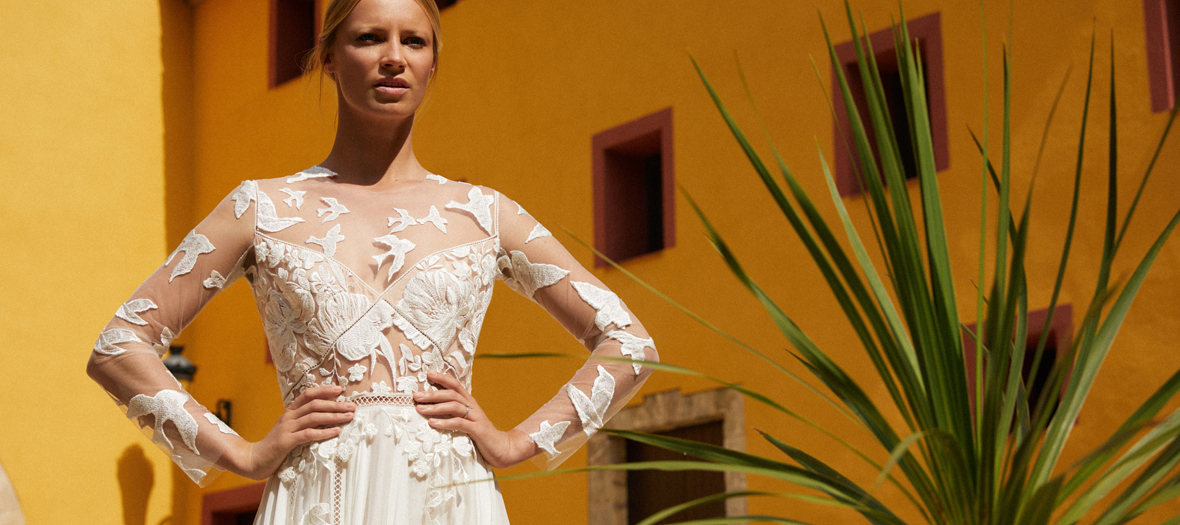 Margaux Tardits Really Stunning Wedding Dresses