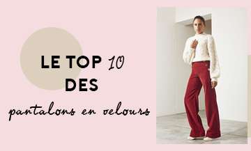 Top 10 Pantalons En Velours