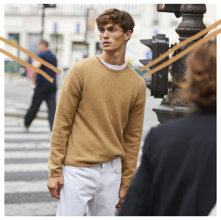 Fashion: 10 trendy pullovers for men