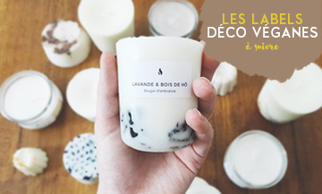 Labels Deco Vegane