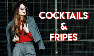 Fripes, brunch et cocktails...