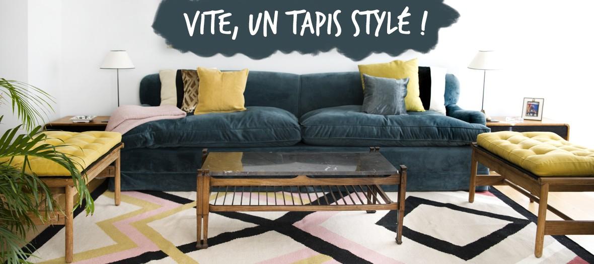 tapis deco - Tapis Deco