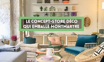 Mon Colonel : le concept-store déco qui emballe Montmartre