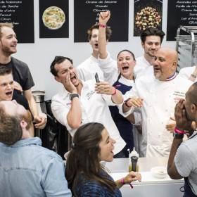 Festival food des plus grands chefs de Paris au Grand Palais