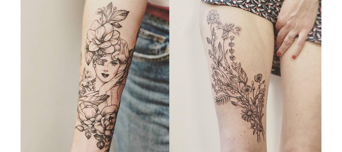 f3e5e2c7b1da4 Where to get a tattoo in Paris?