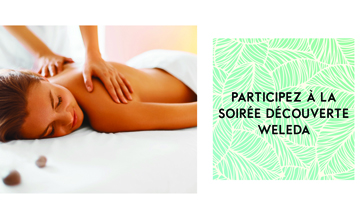 Weleda Massage