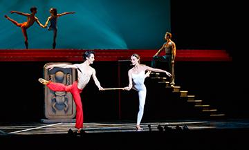 Le ballet qui va vous faire rêver
