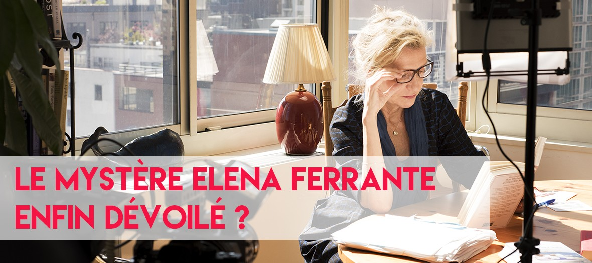 Documentaire sur Elena Ferrante