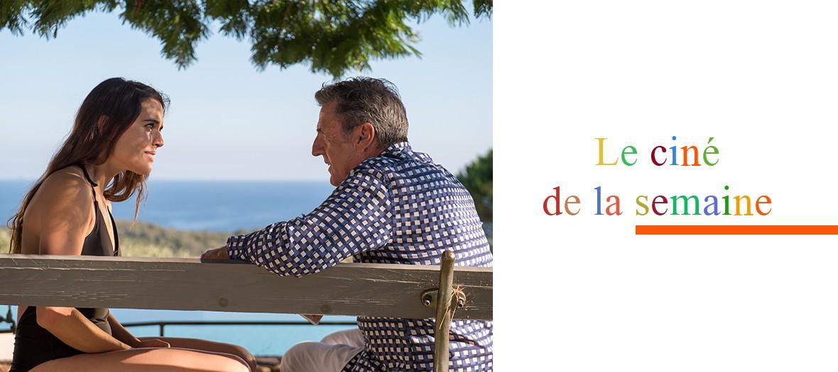 Film Amoureux de ma femme with Adriana Ugarte and Daniel Auteuil