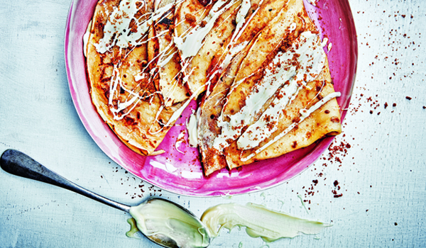 Crepe Recette