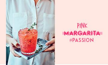 Recette cocktail margarita fraise
