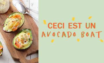 Avocado Boats : le nouveau phénomène