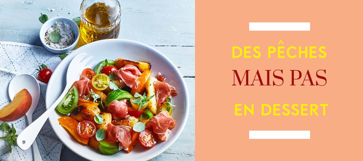 Salade Peche
