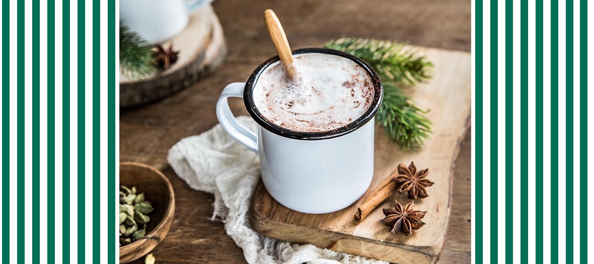 Chai Latte Lait De Chevre