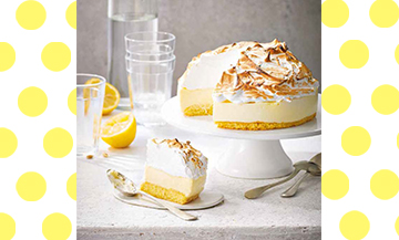 The super-easy recipe for lemon meringue pie