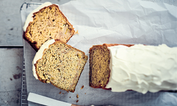 How to make your own banana bread ?