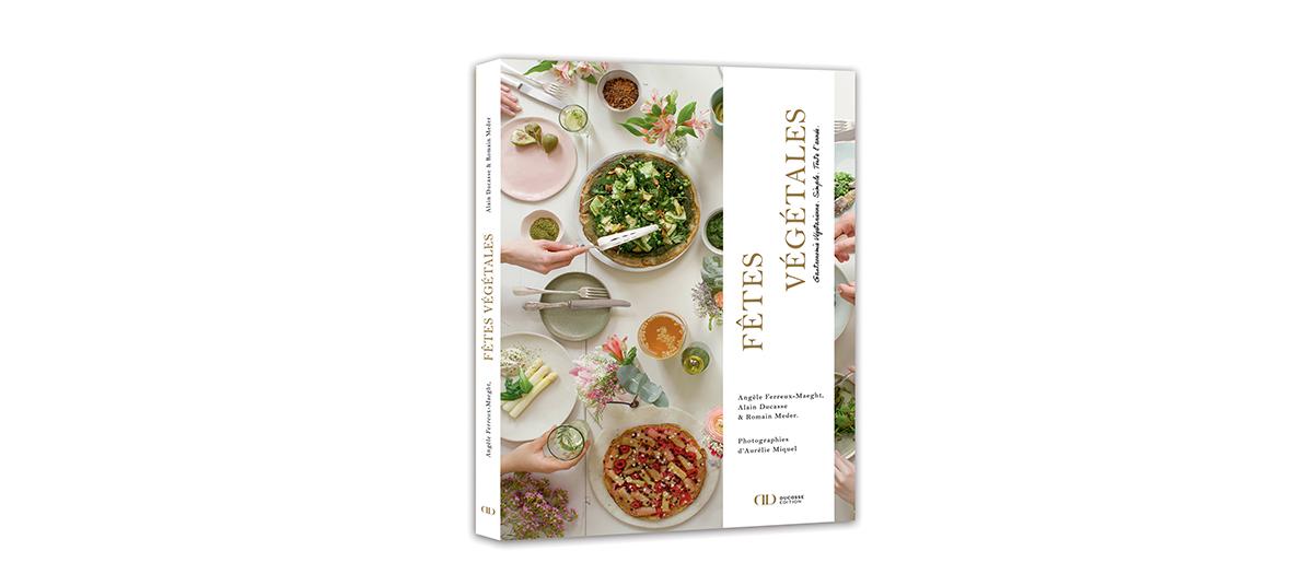 Livre de recette Ducasse Edition