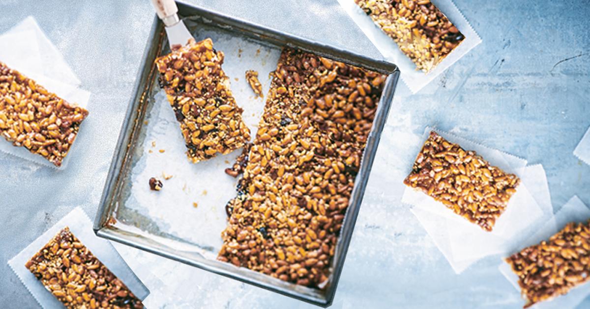 Comment préparer ses barres de céréales maison ?